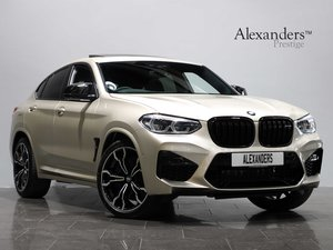 19 19 BMW X4M COMPETITION XDRIVE AUTO