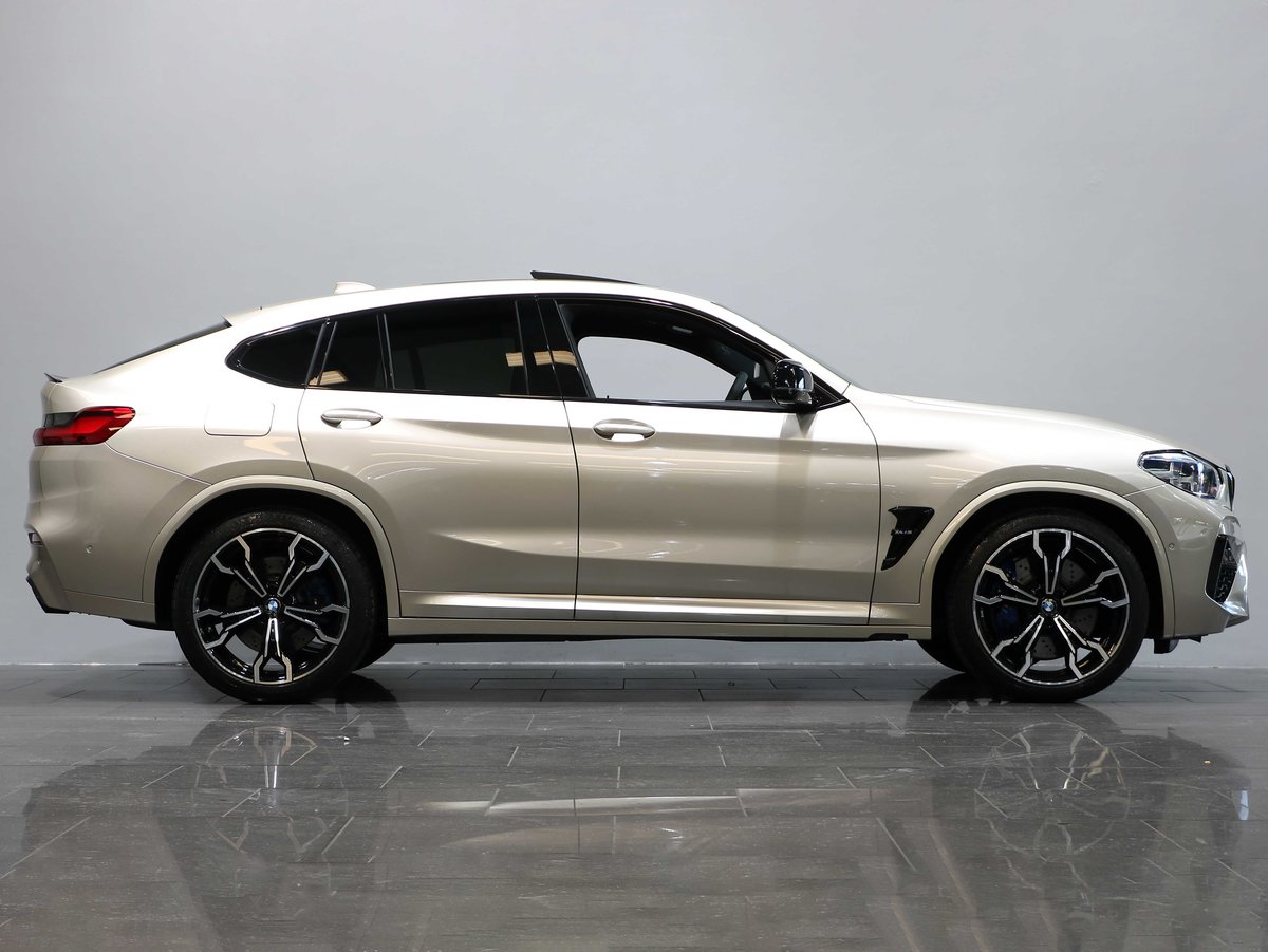 2019 19 19 BMW X4M COMPETITION XDRIVE AUTO For Sale (picture 2 of 6)