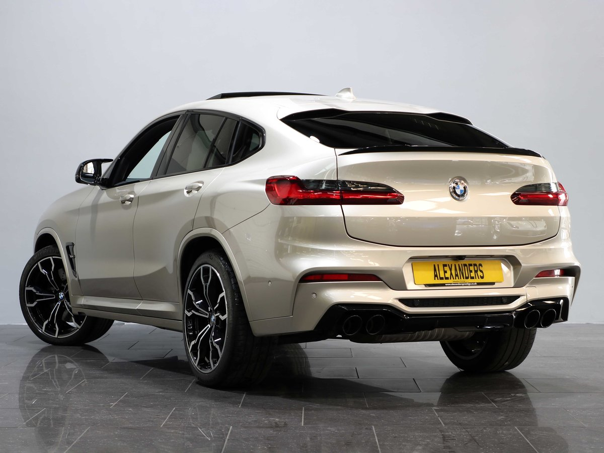 2019 19 19 BMW X4M COMPETITION XDRIVE AUTO For Sale (picture 3 of 6)