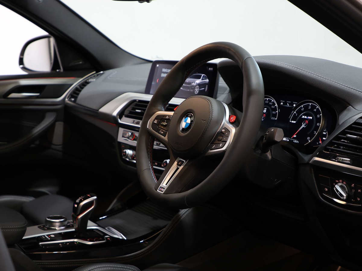 2019 19 19 BMW X4M COMPETITION XDRIVE AUTO For Sale (picture 5 of 6)