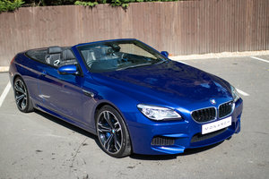 2016/66 BMW M6 Cabriolet