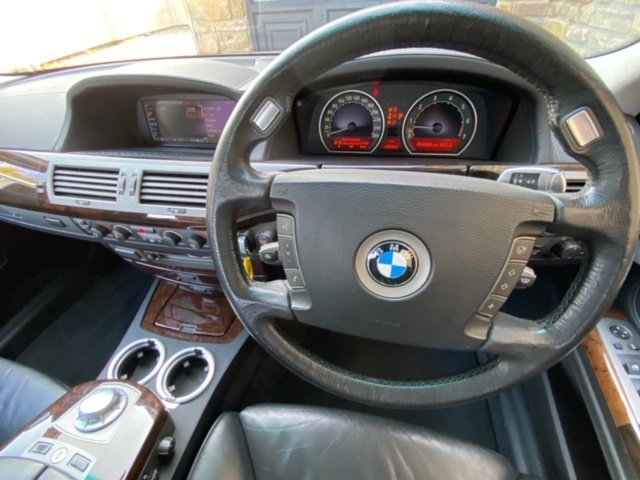 2003 BMW 7 SERIES 760 LI V12 LWB 6.0 AUTO * LEATHER SEATS * SUNRO For Sale (picture 5 of 6)