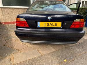BMW 728i Auto