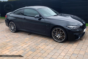 Recent Service - BMW M4 (F82) Competition Coupe - Big Spec