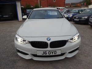 BMW COUPE 4 SIRES 2014 REG SMART LOOKER COUPE CAT S BARGAIN