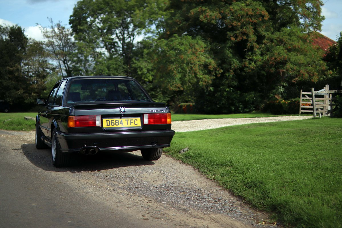 1986 Bmw e30 325i sport mtech 1 low mileage SOLD (picture 4 of 6)
