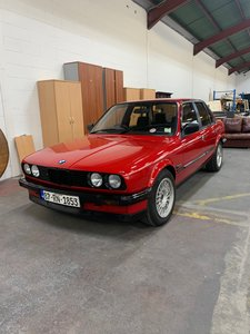 BMW 316 1987, for auction 31st Oct