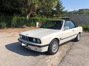Picture of 1989 Bmw 320i E30 Cabrio For Sale