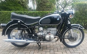Bmw R 50 - 1955 - Fully Restored