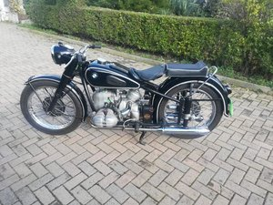 Bmw R 68 - 1952 - Fully Restored