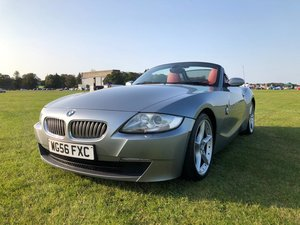 2006 BMW Z4 3.0 Si sport roadster 64k miles service history  For Sale