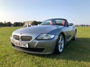 2006 BMW Z4 3.0 Si sport roadster 64k miles service history
