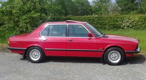 Picture of 1987 BMW 518I Lux E28