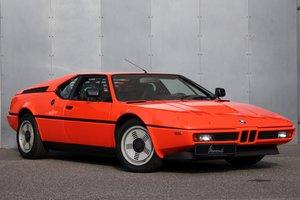 1980 BMW M1 LHD