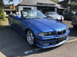 1998 BMW M3 EVO E36 CONVERTIBLE AUTOMATIC MODERN CLASSIC For Sale