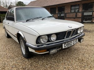 1987 RARE BMW 518 SE LUX GARAGE  FIND PRE AUCTION SALE OFFER FIND