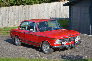 1973 BMW 2002Tii For Sale