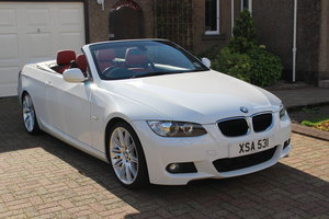 2009 BMW 320d M Sport Highline Convertible For Sale