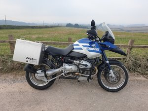 BMW R1150GS 2003 Twinspark