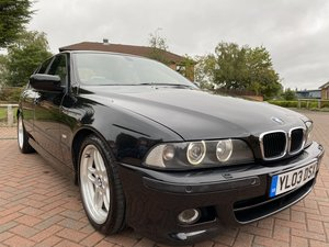 2003 530 I champagne edition 228 Lovely condition