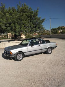Picture of 1979 BMW 320 E21 Baur