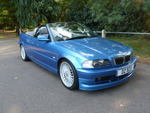 2001 Alpina B3 3-3 CONVERTIBLE For Sale