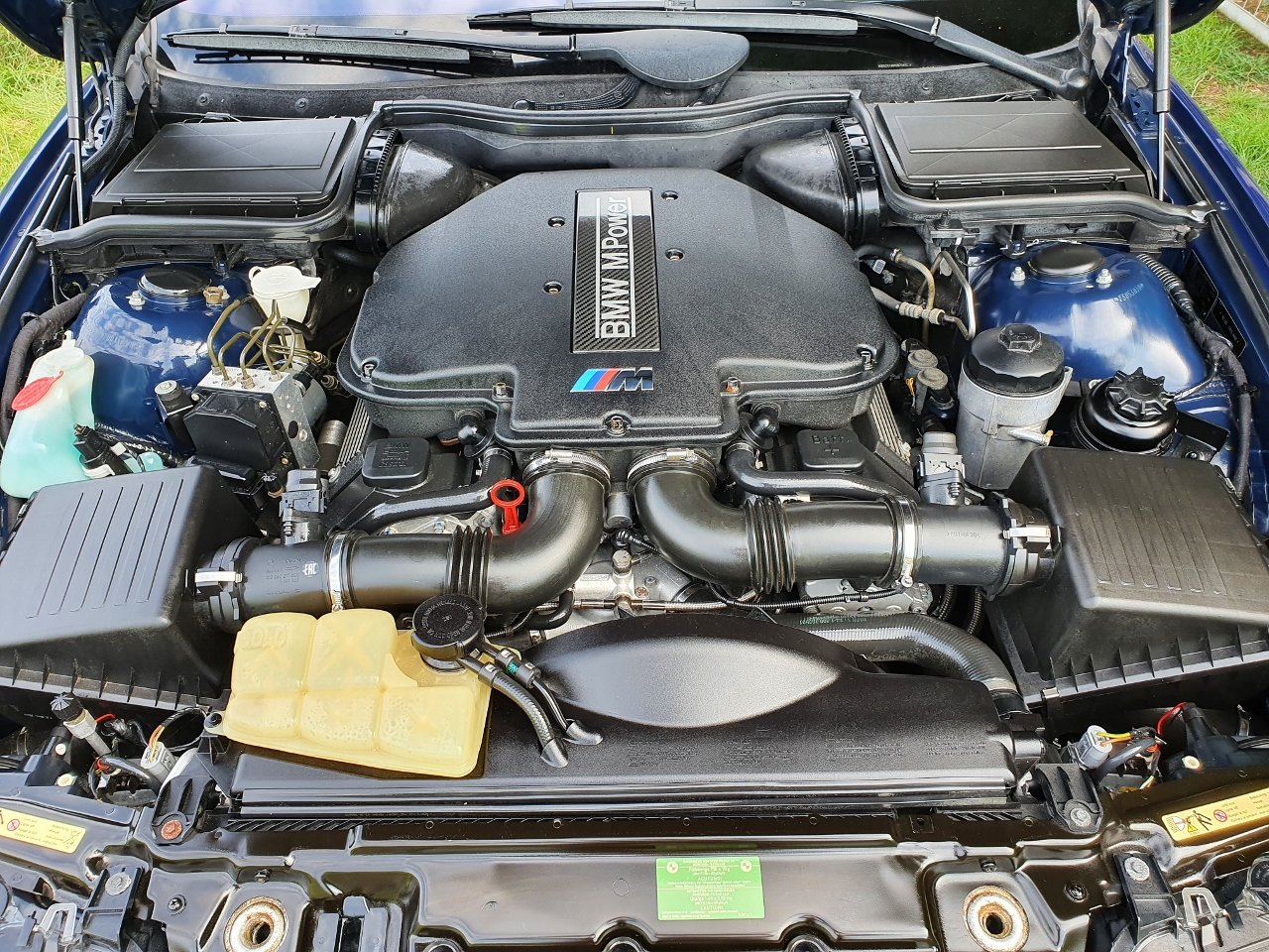 2001 Only 44,000 Miles - Le Mans Blue E39 M5 - Full History SOLD (picture 10 of 10)