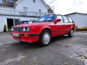 1990 BMW E30 318i Auto Touring