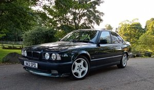 BMW E34 525tds Auto Oxford Green