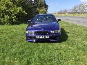 1999 BMW E39 540i 5 Series Saloon