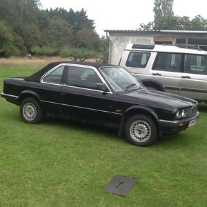 Picture of 1986 BMW E30 BAUR TC 320i