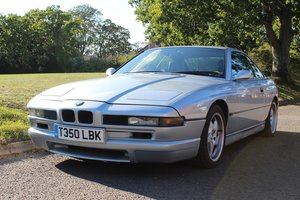 BMW 840 CI Auto 1999 - To be auctioned 30-10-20