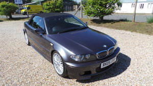 2005 Bmw 330i m sport cabriolet automatic