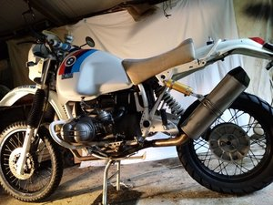 1984 BMW 100 GS Special TAG
