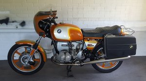 Bmw r90s. daytona orange. Stunning condition