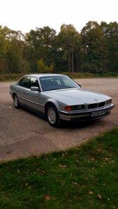 1995 BMW 7 SERIES (E38) 730i  For Sale