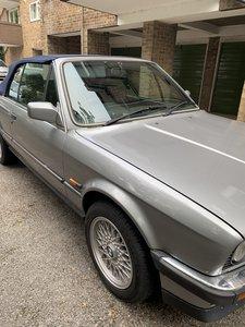 BMW 325i E30 Cab