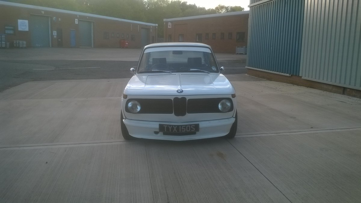 1973 BMW 2002 - Turbo Body - Twin Weber 45's For Sale (picture 4 of 6)