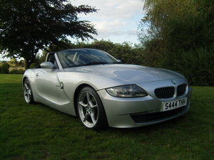 2006 BMW Z4 2.5 SPORT ***FSH, 6,SPEED AUTO*** For Sale
