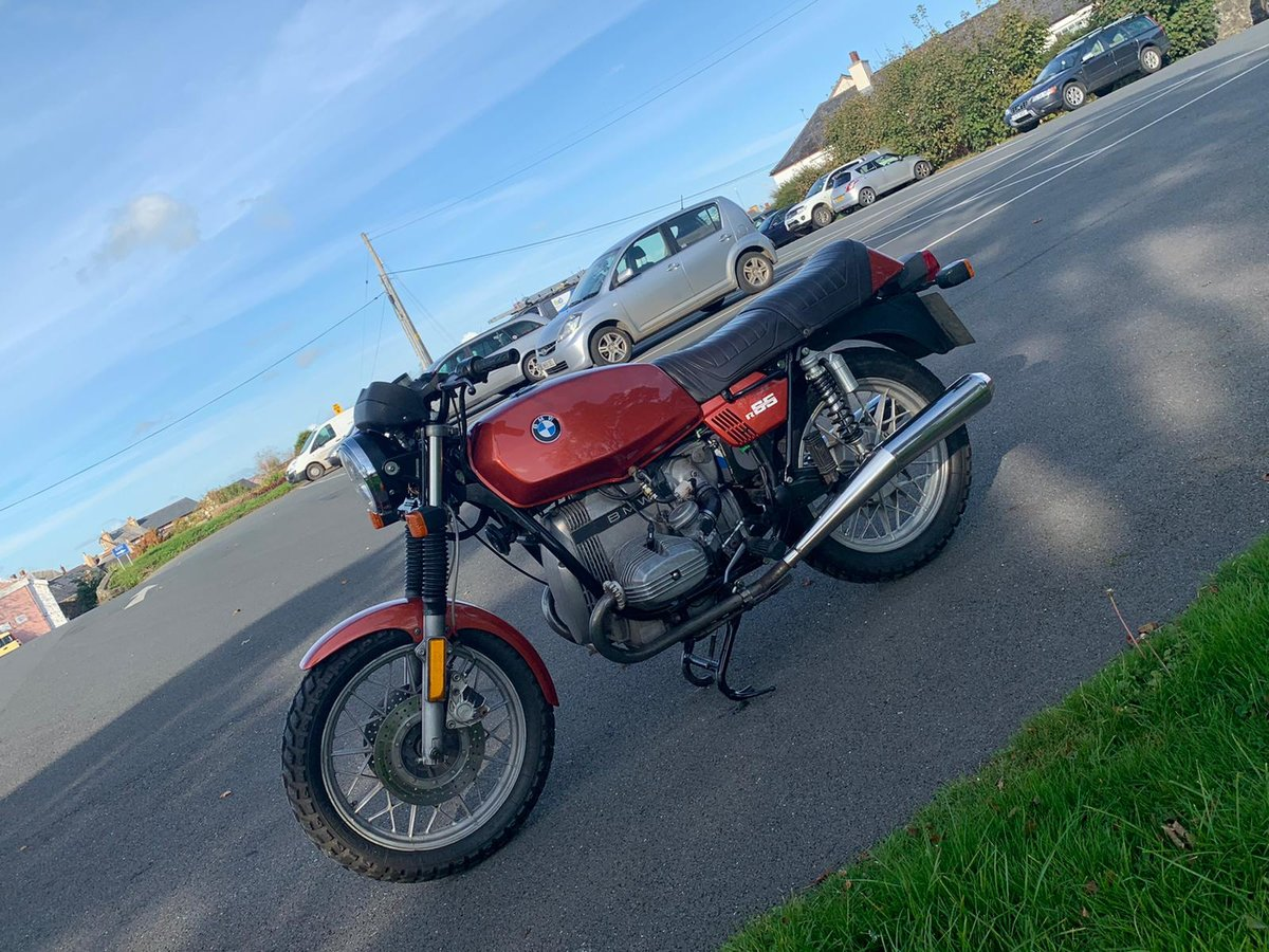 1980 BMW R65 For Sale (picture 3 of 6)