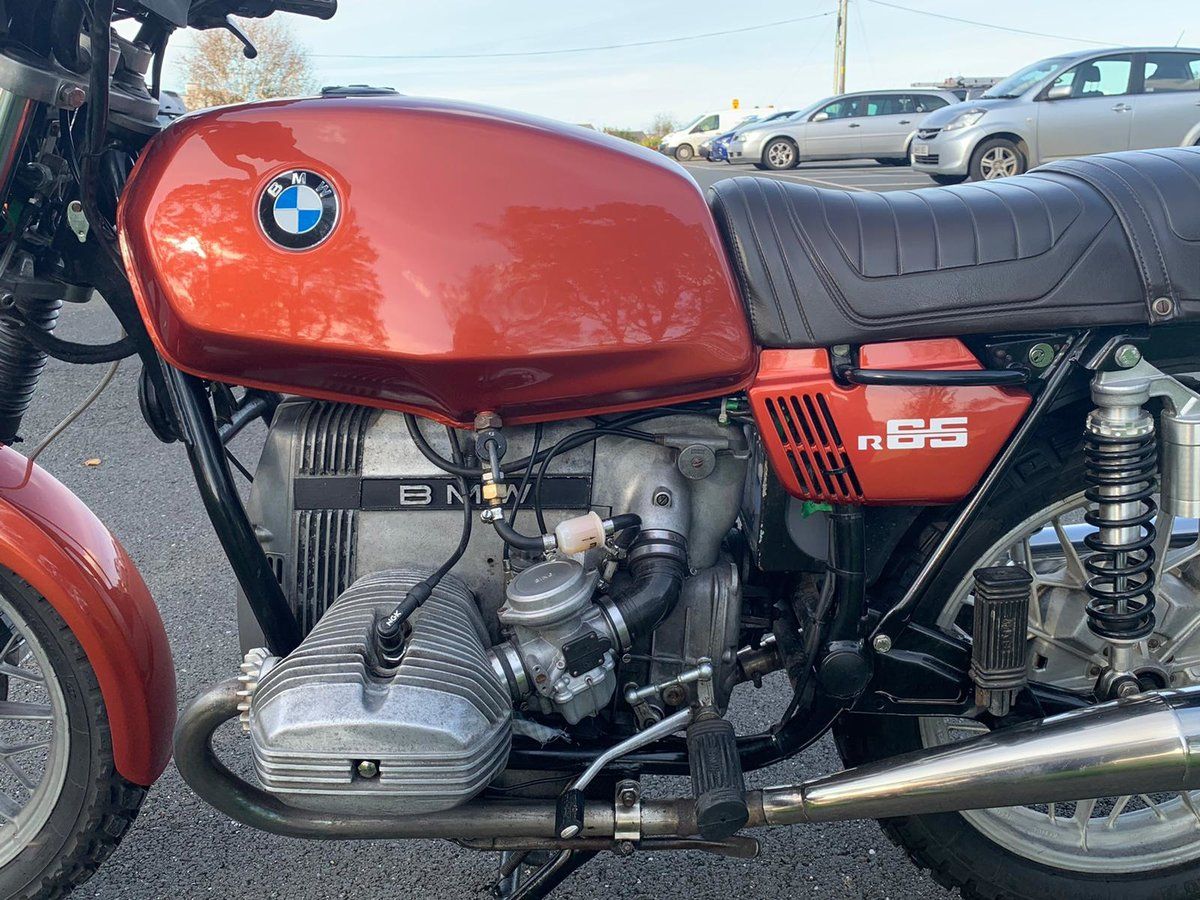 1980 BMW R65 For Sale (picture 4 of 6)