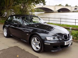 BMW E36 Z3M COUPE - ONLY 48,000 MILES