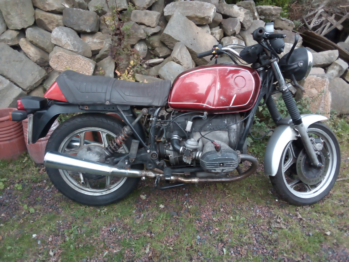 1987 bmw r80 monolever For Sale (picture 1 of 6)