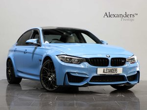 17 67 BMW M3 COMPETITION 3.0 BITURBO DCT