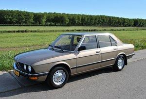 1983 BMW 518 E28 Sedan