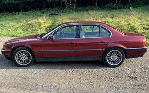 1996 BMW 728i (E38) Auto Rare Colour