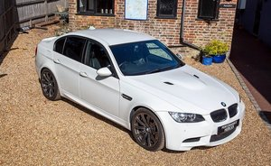 Picture of 2009 BMW M3 LCI 4 Door Saloon SOLD