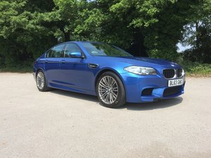 Picture of 2013 BMW M5