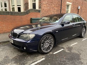 BMW 750i Sport - great condition