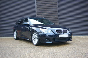 Picture of 2007 BMW E61 550i M-Sport Touring Auto (26,137 miles) SOLD